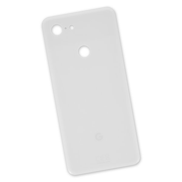 Google Pixel 3 Rear Panel / A-Grade / White
