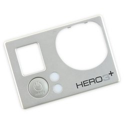 GoPro Hero3+ Silver Front Panel