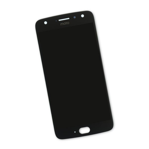 Moto X4 Screen / Black / Part Only