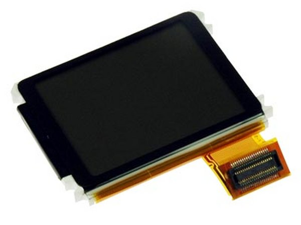 iPod 3G Display