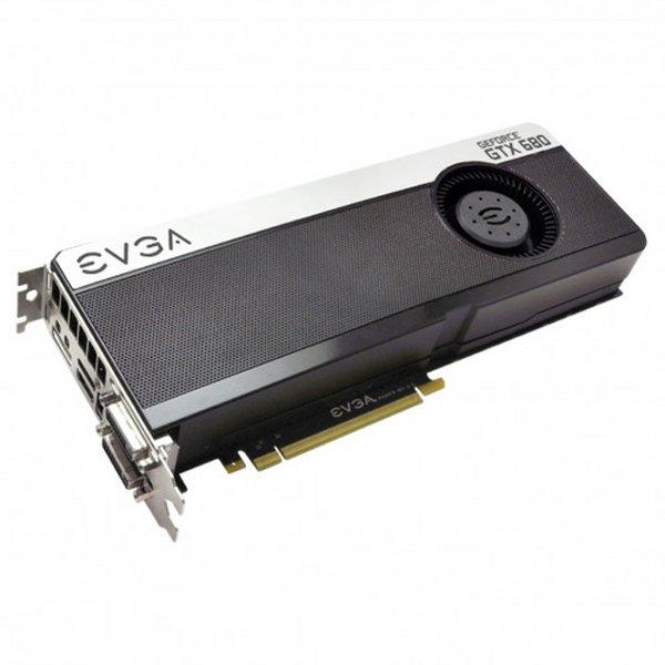 GeForce GTX 680 Graphics Card / EVGA