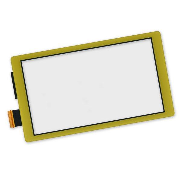 Nintendo Switch Lite Touch Screen Digitizer / New / Yellow