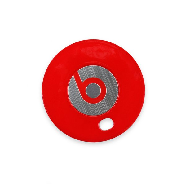 Beats by Dre. Studio Right Headphone Cover / Red
