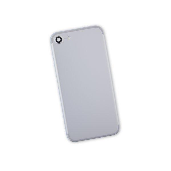 iPhone 7 Blank Rear Case / Silver