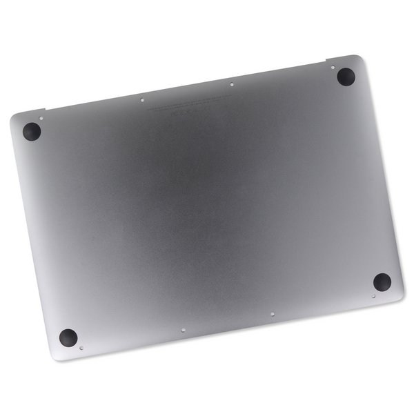 """MacBook 12"""" Retina (Early 2016-2017) Lower Case Assembly / A-Stock / Dark Gray"""