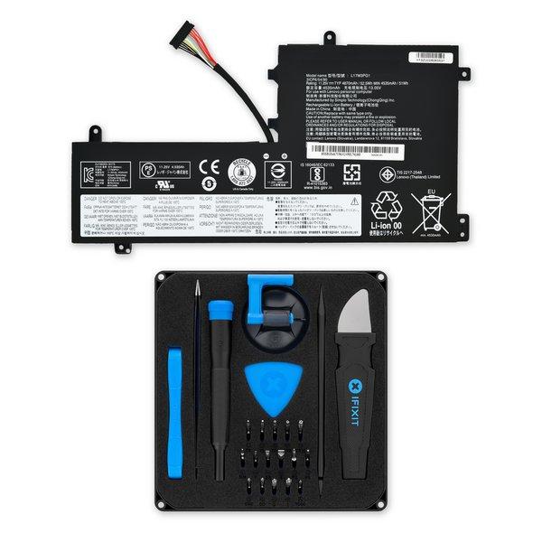 Lenovo L17L3PG1 Battery / Fix Kit