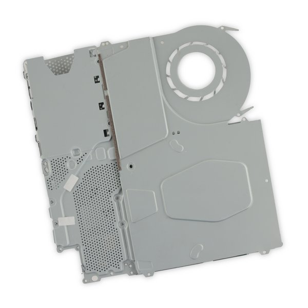 PlayStation 4 Slim Heat Sink and Chassis Plates