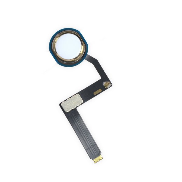 """iPad Pro 9.7"""" Home Button Assembly / Gold"""