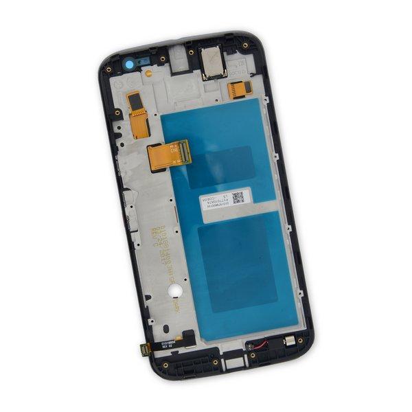 Moto G4 Plus Screen / Black / Part Only