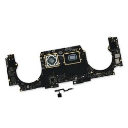 "MacBook Pro 16"" (2019) 2.6 GHz Logic Board, Radeon Pro 5300M, with Paired Touch ID Sensor"