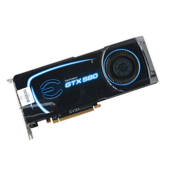 GeForce GTX 580 Graphics Card
