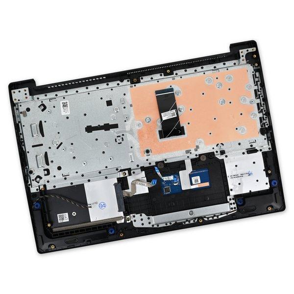 Lenovo IdeaPad S145 and ThinkPad S145 Upper Case / New / Matte Black