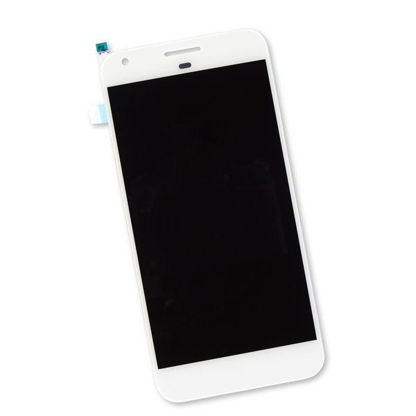 Google Pixel XL Screen / White / New / Part Only
