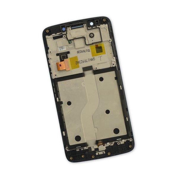 Moto G5 Screen / Black / Part Only
