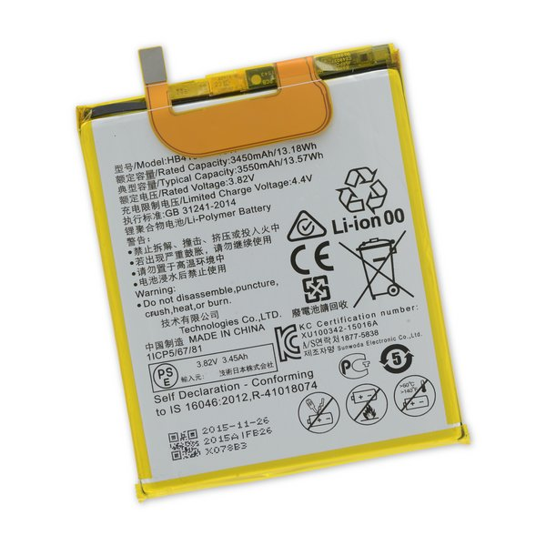 Nexus 6P Battery / Part Only / New