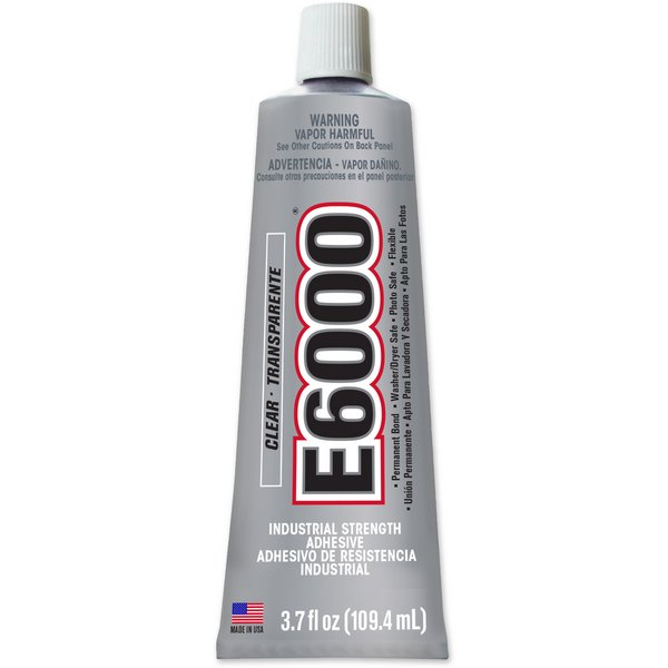 E6000 Adhesive Glue / 109.4 mL