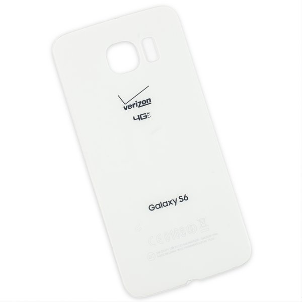 Galaxy S6 (Verizon) Rear Panel
