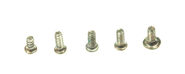 iPod nano (2nd Gen) Screw Set