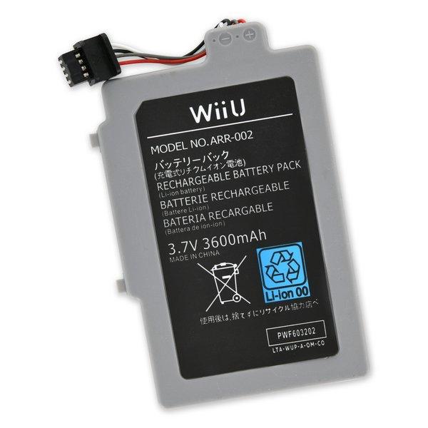 Nintendo Wii U GamePad Battery / New / 3600 mAh