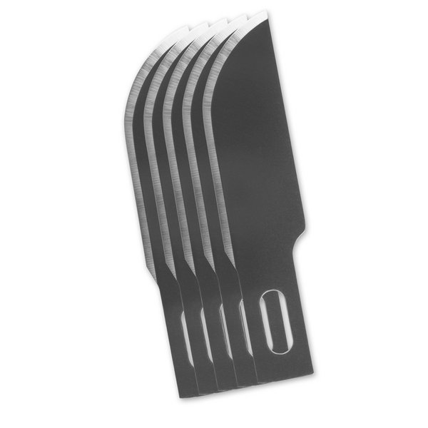 Curved Razor Blade / #10 Replacement Blades / Set of 5