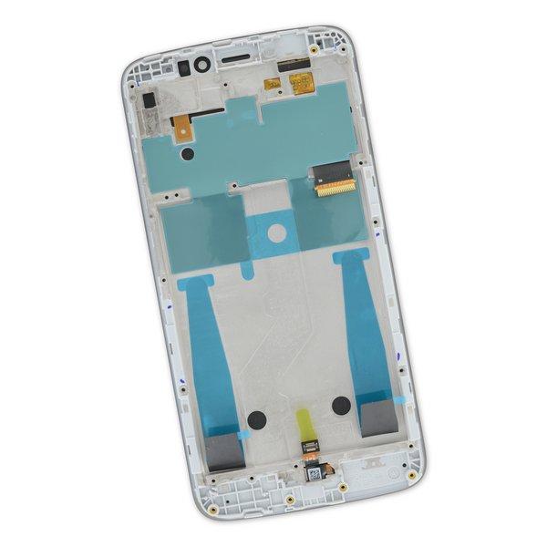 Moto E4 Plus (XT1772) Screen / Blue / Part Only