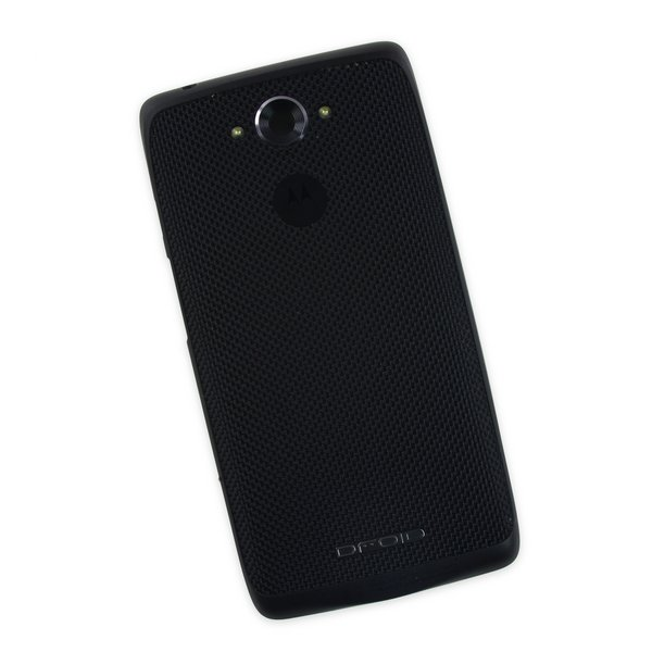 Droid Turbo Rear Case