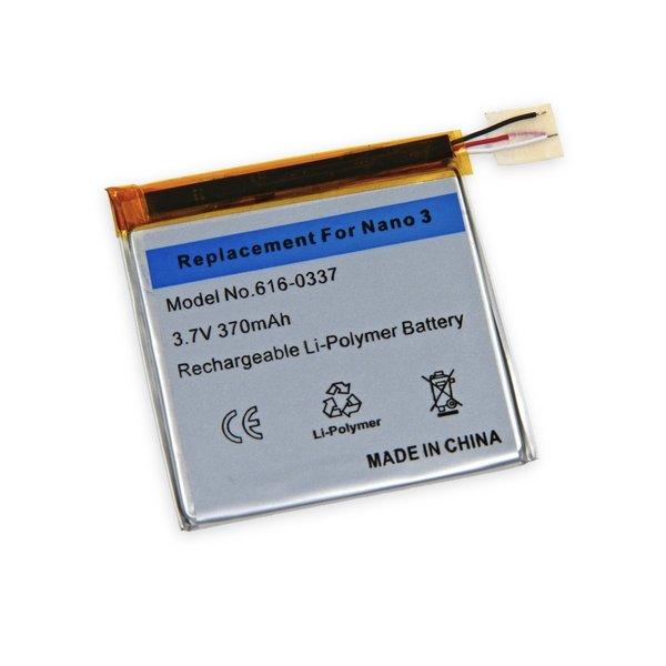 iPod nano (3rd Gen) Battery / Part Only