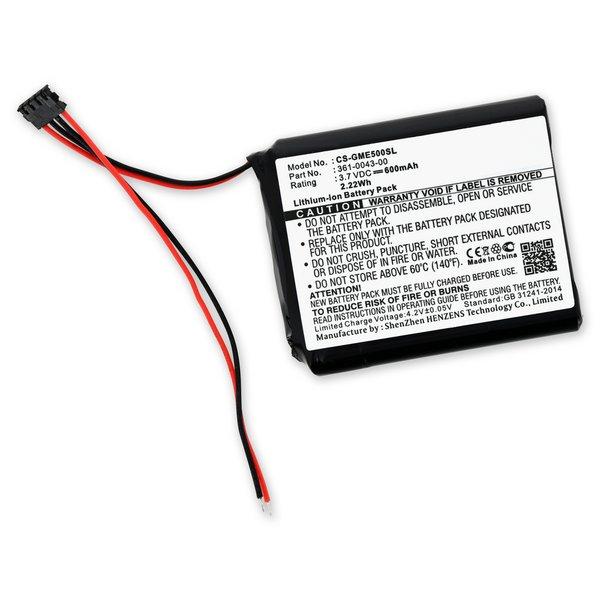 Garmin Edge 200/205/500 and Edge Explore 820 Battery