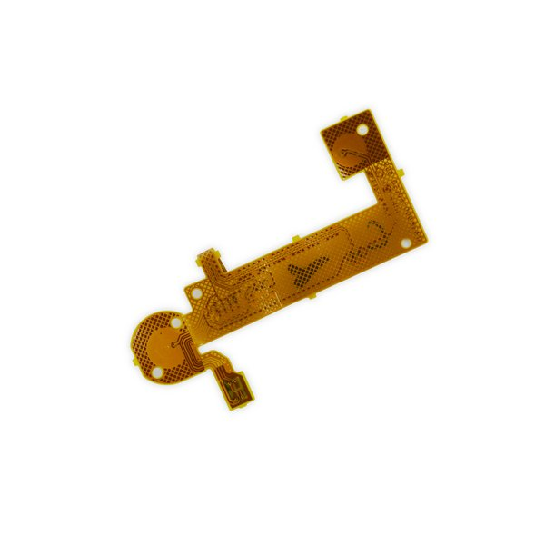 GoPro Hero4 Silver Shutter/Select and Wi-Fi Button Flex Cable