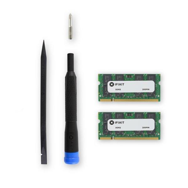 "iMac Intel 20"" EMC 2133 (Late 2007) Memory Maxxer RAM Upgrade Kit"