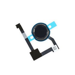 iPad Air 2 Home Button and Gasket Assembly / Black
