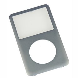 iPod Classic Front Panel / Silver / New
