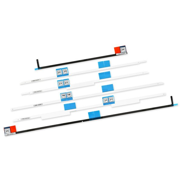 "iMac Intel 27"" (2012-2019) Adhesive Strips / Part Only"