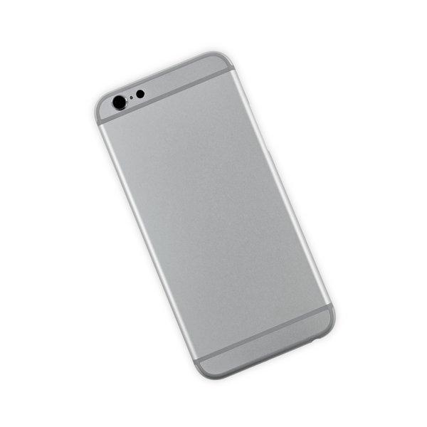 iPhone 6 Blank Rear Case / Silver