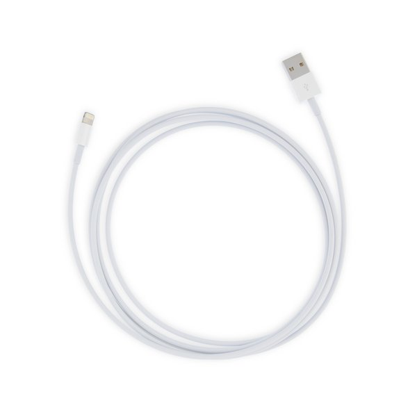 Lightning to USB Charging Cable / New / 2 meter / Individual