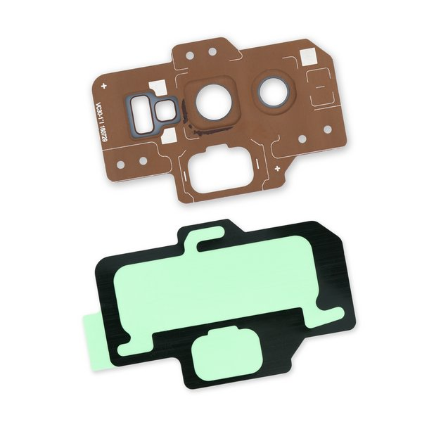 Galaxy Note9 Rear Camera Bezel & Lens Cover / Copper