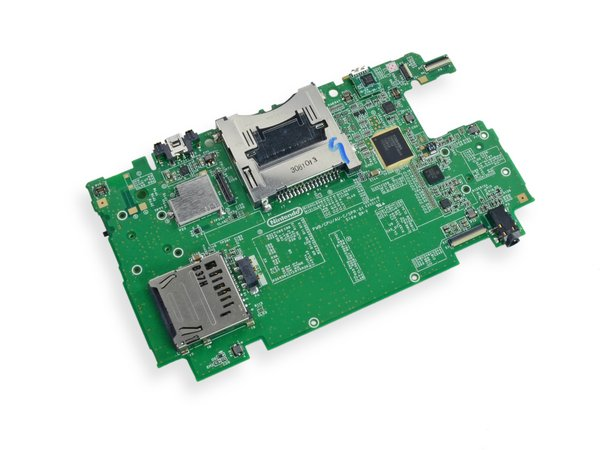Nintendo 3DS XL Motherboard