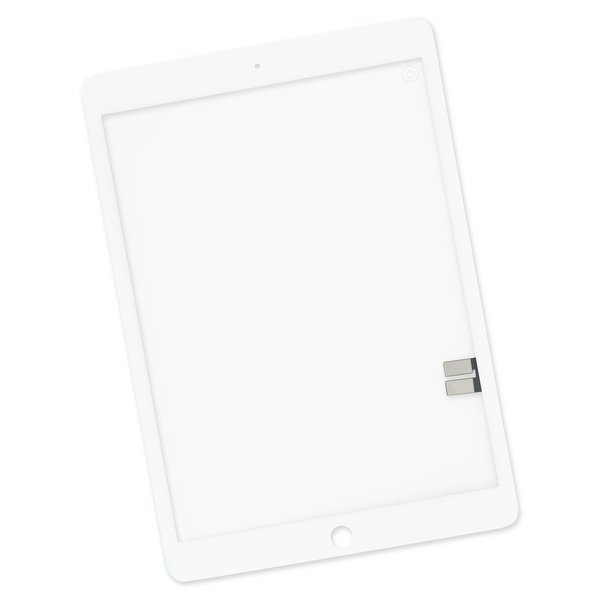 iPad 7 Screen Digitizer / New / White