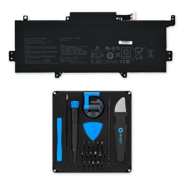 Asus Zenbook UX330UA Battery / Fix Kit