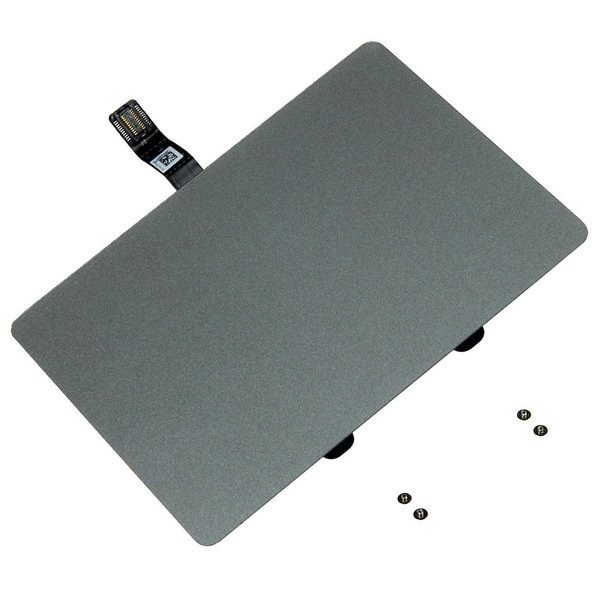 """MacBook Pro 13"""" Unibody (Mid 2009-Mid 2012) Trackpad / With Screws and Cable / Used"""