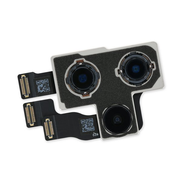 iPhone 11 Pro and Pro Max Rear Camera / New