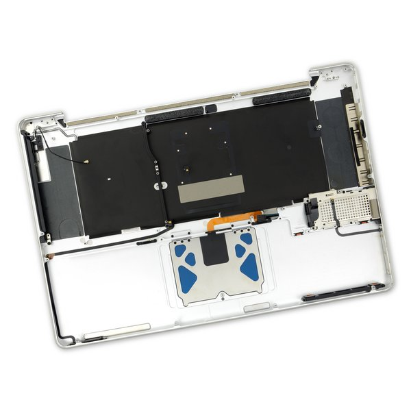 """MacBook Pro 17"""" Unibody (Late 2011) Upper Case / B-Stock / With Trackpad"""