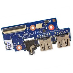 HP ENVY TouchSmart M7-J020DX I/O Board