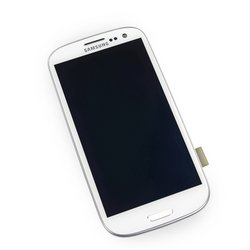 Galaxy S III (AT&T/T-Mobile) Screen / White / New
