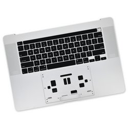 "MacBook Pro 16"" (2019) Upper Case Assembly / A-Stock / Silver"