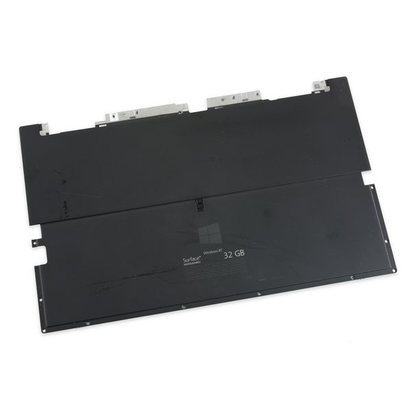 Surface RT (1st Gen) Rear Panel