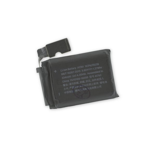 Apple Watch (42 mm Series 2) Battery / Part Only