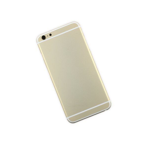iPhone 6 Plus Blank Rear Case / Gold