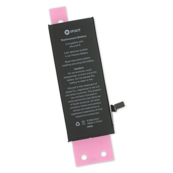 iPhone 6 Battery / Part and Adhesive