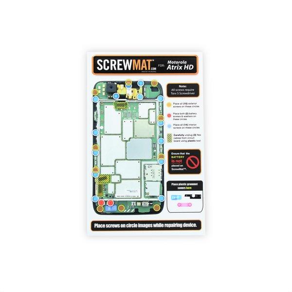 ScrewMat Collection / Motorola Atrix HD